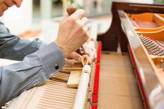 Why Do Piano Keys Stick