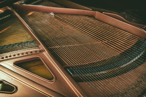 How To Clean The Piano Soundboard