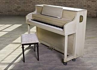 How To Store A Piano