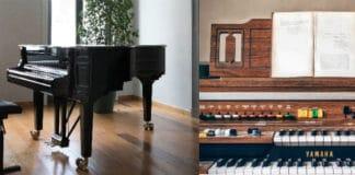 Organ Vs Piano