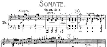 Best Piano Sonatas Ever Written